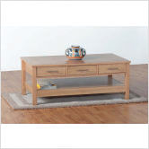 Three Drawer Coffee Table