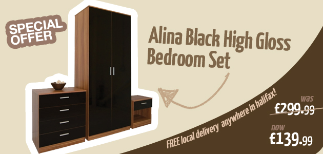 alina bedroom furnite set