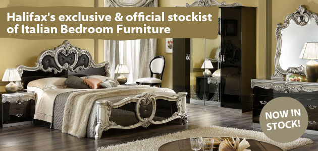 Alina Bedroom Furnite Set Italian Furniture, Bedroom Furniture ...